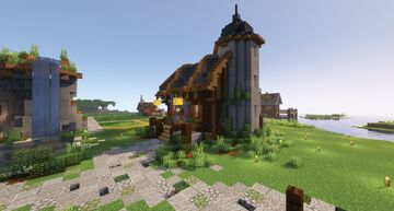 WRY (Medieval) Bank Minecraft Map & Project