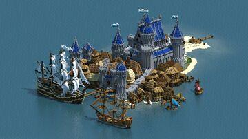 IslandV2 Minecraft Map & Project