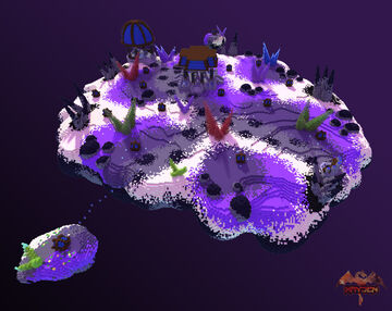 Magical HCF End - By Xayden Minecraft Map & Project
