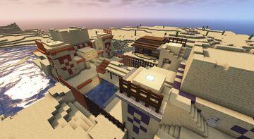 TempleFort Minecraft Map & Project
