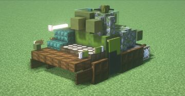7TP (Jw.) (1.5:1 Scale) Minecraft Map & Project