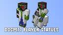 Docm77 Player Statues Minecraft Map & Project