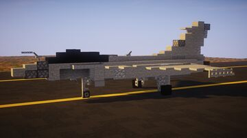 1,5:1 Dassault Rafale C Minecraft Map & Project