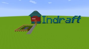 The Head-House of Indraft Minecraft Map & Project