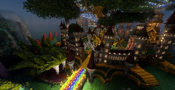 Asgard - RTX For Valhalla Minecraft Map & Project