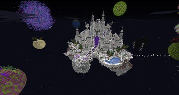 Galactic Lobby [Free Download] Minecraft Map & Project
