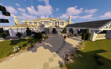 Custom House Design Minecraft Map & Project