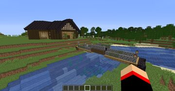 Survival Starter #2 Minecraft Map & Project
