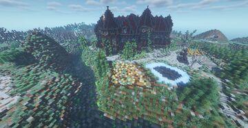 Westeria (Project Aldinnheimr Minecraft Map & Project