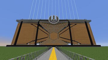 Ultra Music Festival Miami   Concert Stage 2018   WITH REDSTONE Minecraft Map & Project