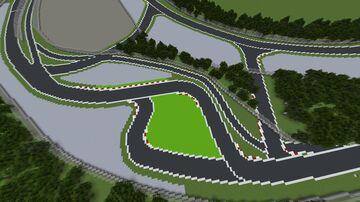 🇯🇵 Suzuka Circuit, Japan (1.12) Minecraft Map & Project
