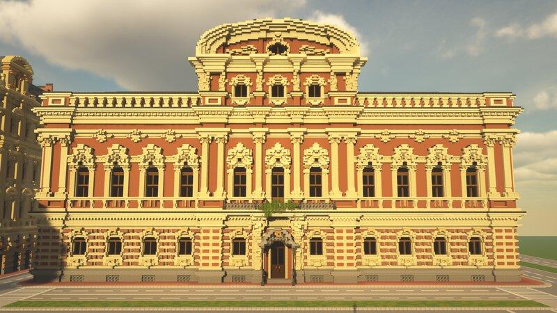 Myasnikov Mansion   Особняк Мясникова
