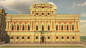 Myasnikov Mansion | Особняк Мясникова Minecraft Map & Project