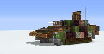 Puma SPz German IFV Minecraft Map & Project