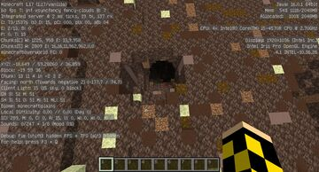 Brown World Minecraft Map & Project