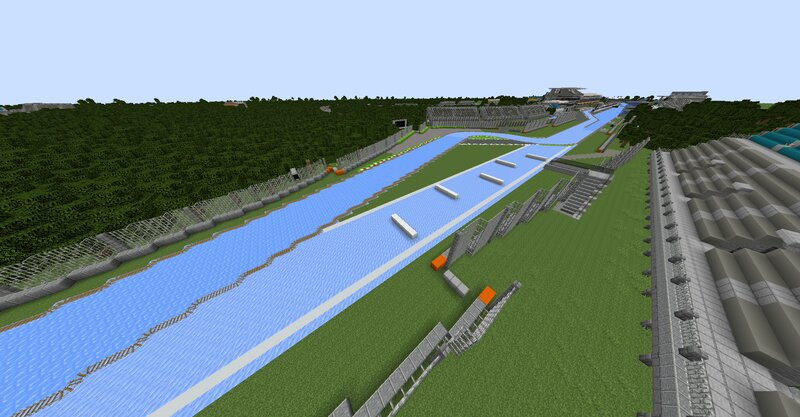 F1 Monza Ice Boat Racing track (1.17.1)