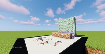 Command blocks for Shooting game Minecraft Map & Project