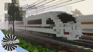 ICE 3M / BR406   DOWNLOAD Minecraft Map & Project