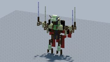 StarWars. General Grievous [With Download] Minecraft Map & Project