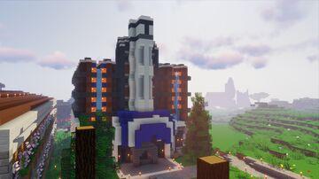 Moovie Theater Minecraft Map & Project