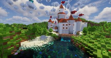 Another Castle Minecraft Map & Project