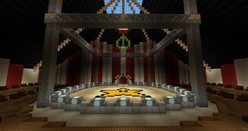 The Goudania Circus of Fun Minecraft Map & Project