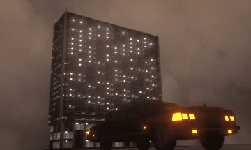 """""""Intourist"""" Hotel / Moscow Minecraft Map & Project"""
