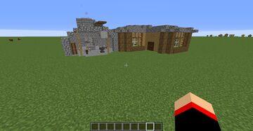 Simple Blacksmith Shop Minecraft Map & Project