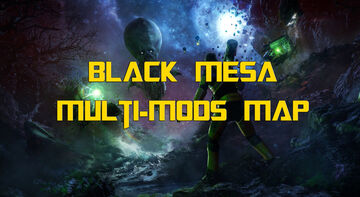 Black Mesa Map And Mods 1.10.2 Minecraft Map & Project