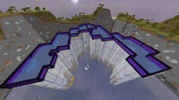 River-based Drowned Farm Tutorial - Harder in a Perimeter Version Minecraft Map & Project