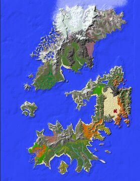 Ryglimis -- 4K x 5K Survival friendly custom map 1.16.5 Minecraft Map & Project