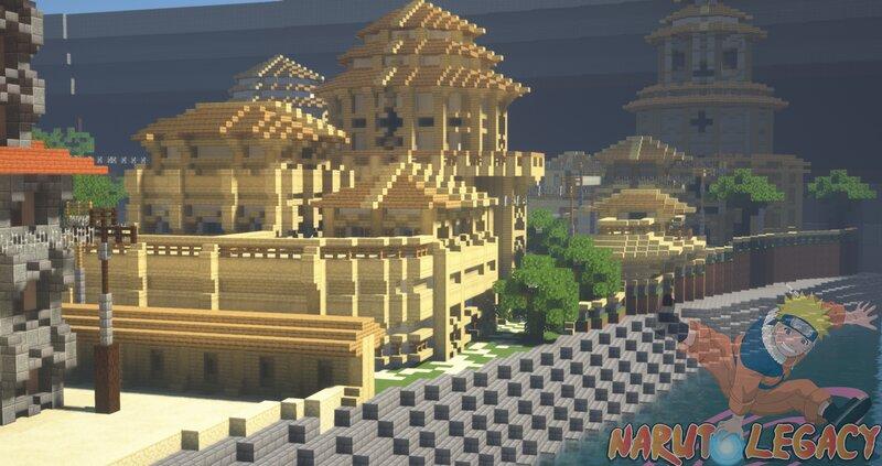 Akimichi Clan Compound