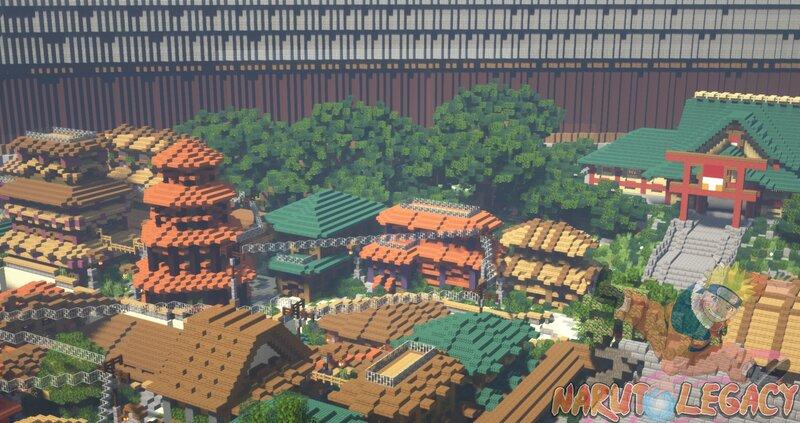 Uchiha Clan District