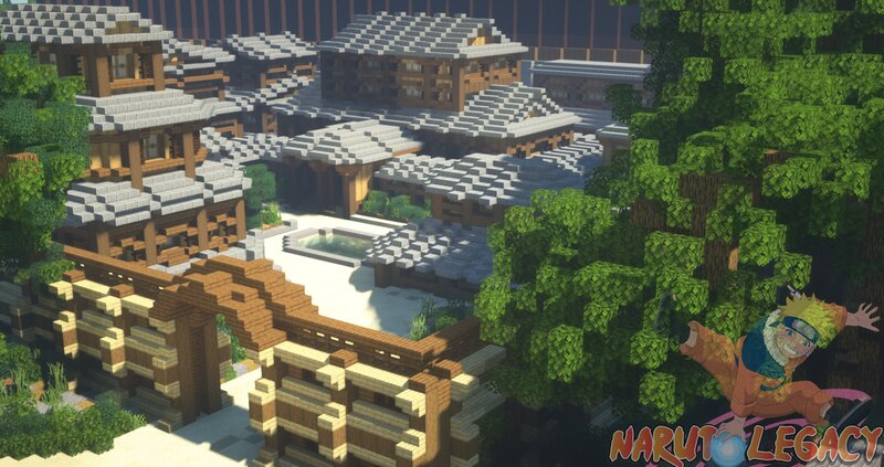 Nara Clan Compound