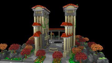LOBBY - 100x100+ Minecraft Map & Project