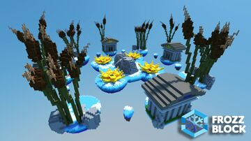 Bedwars #2 BuildPack Minecraft Map & Project