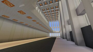 The World Trade Center & The Island of Manhattan Minecraft Map & Project