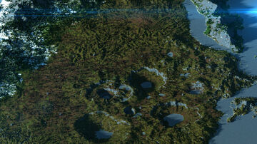 Ancient lands - 6000x6000 [WorldPainter] Minecraft Map & Project