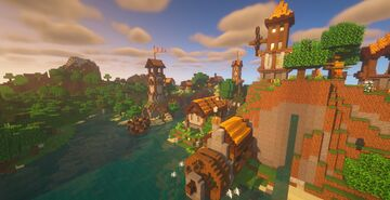 Honey Dreams 1.17  🐝 Minecraft Map & Project