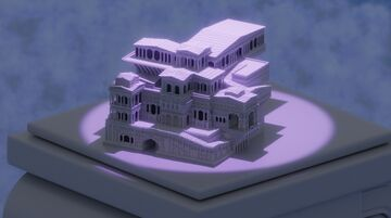 Temple of the Silver Diorite + Download Minecraft Map & Project