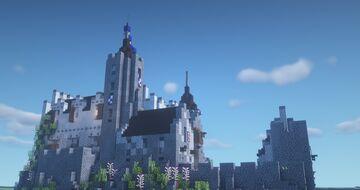 Herbstburg Minecraft Map & Project