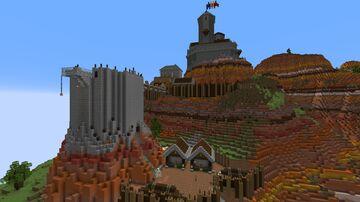 The Last Kingdom Minecraft Map & Project