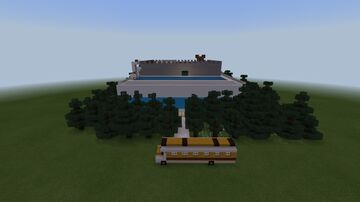 Daycare Minecraft Map & Project