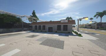 Los Llanos Gun Shop - Greenfield Minecraft Map & Project