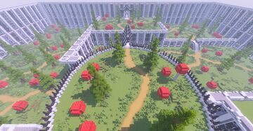 Modern Arena Minecraft Map & Project
