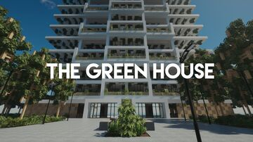 The Green House Minecraft Map & Project