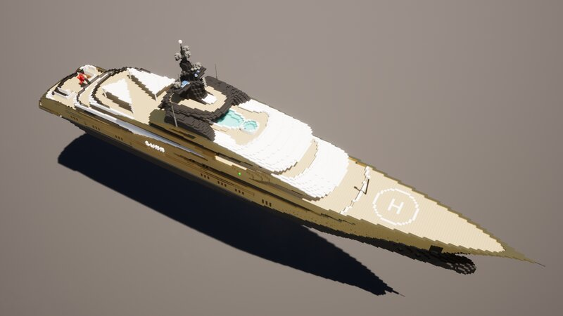 KISMET Yacht made by Mathys