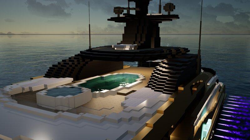 KISMET Yacht made by Mathys Flybridge