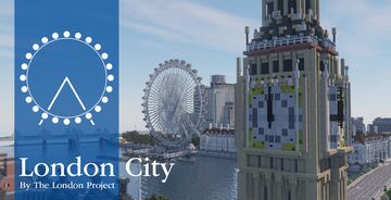 London City Minecraft Map & Project