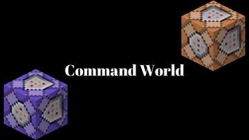 Command World Minecraft Map & Project